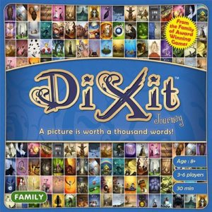 Buy Dixit: Journey only at Bored Game Company.