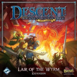 Buy Descent: Journeys in the Dark (Second Edition) – Lair of the Wyrm only at Bored Game Company.
