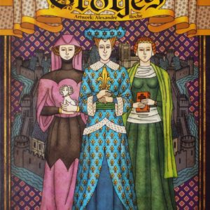 Buy Troyes: The Ladies of Troyes only at Bored Game Company.