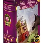 Buy Tales & Games: The Three Little Pigs only at Bored Game Company.