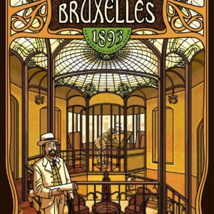 Buy Bruxelles 1893 only at Bored Game Company.