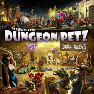 Buy Dungeon Petz: Dark Alleys only at Bored Game Company.