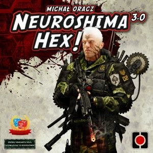 Buy Neuroshima Hex! 3.0 only at Bored Game Company.