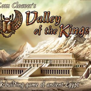 Buy Valley of the Kings only at Bored Game Company.