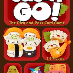 Buy Sushi Go! only at Bored Game Company.