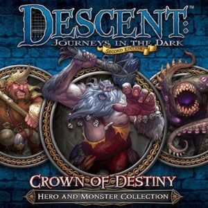 Buy Descent: Journeys in the Dark (Second Edition) – Crown of Destiny only at Bored Game Company.
