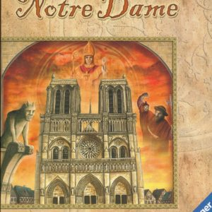 Buy Notre Dame only at Bored Game Company.