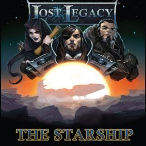 Buy Lost Legacy: The Starship only at Bored Game Company.