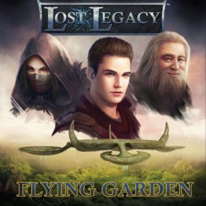 Buy Lost Legacy: Flying Garden only at Bored Game Company.