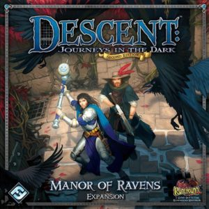 Buy Descent: Journeys in the Dark (Second Edition) – Manor of Ravens only at Bored Game Company.