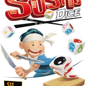 Buy Sushi Dice only at Bored Game Company.