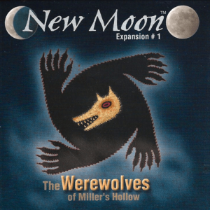 Buy The Werewolves of Miller's Hollow: New Moon only at Bored Game Company.