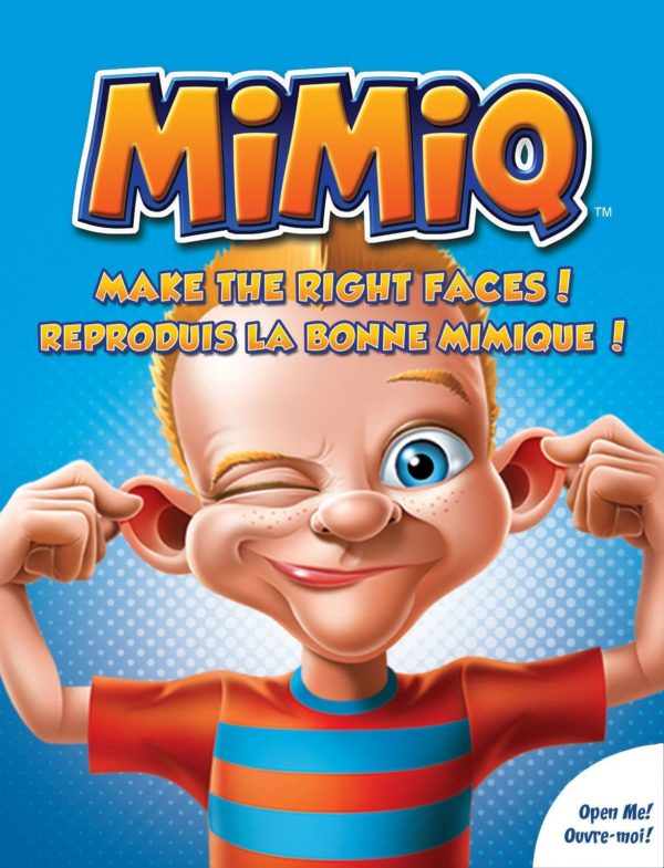 Buy MimiQ only at Bored Game Company.