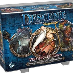 Buy Descent: Journeys in the Dark (Second Edition) – Visions of Dawn only at Bored Game Company.