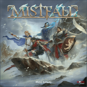 Buy Mistfall only at Bored Game Company.