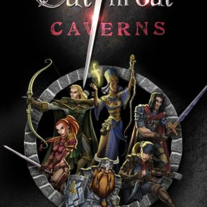 Buy Cutthroat Caverns only at Bored Game Company.