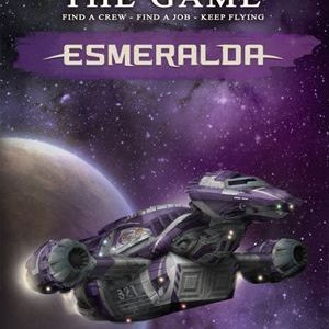 Buy Firefly: The Game – Esmeralda only at Bored Game Company.