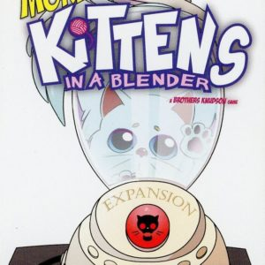 Buy More Kittens in a Blender only at Bored Game Company.