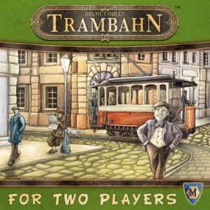 Buy Trambahn only at Bored Game Company.