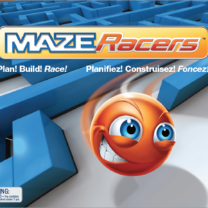 Buy Maze Racers only at Bored Game Company.