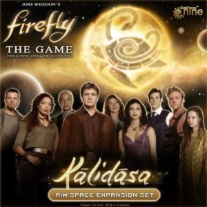 Buy Firefly: The Game – Kalidasa only at Bored Game Company.