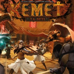 Buy Kemet: Ta-Seti only at Bored Game Company.
