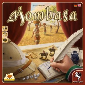 Buy Mombasa only at Bored Game Company.