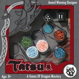 Buy Tatsu only at Bored Game Company.