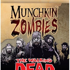 Buy Munchkin Zombies: The Walking Dead only at Bored Game Company.