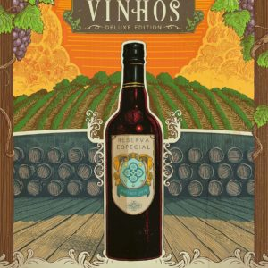 Buy Vinhos Deluxe Edition only at Bored Game Company.