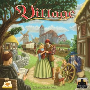 Buy Village only at Bored Game Company.