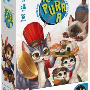 Buy Tem-Purr-A only at Bored Game Company.