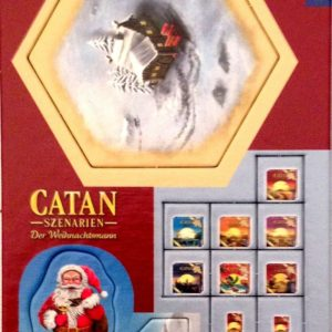 Buy Catan Scenarios: Santa Claus only at Bored Game Company.