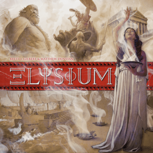 Buy Elysium only at Bored Game Company.