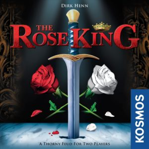 Buy The Rose King only at Bored Game Company.