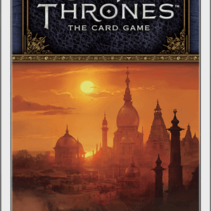 Buy A Game of Thrones: The Card Game (Second Edition) – Across the Seven Kingdoms only at Bored Game Company.