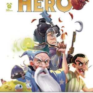 Buy Rent a Hero only at Bored Game Company.