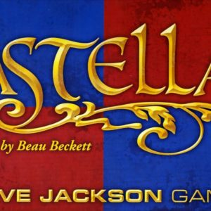 Buy Castellan only at Bored Game Company.