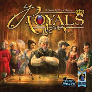 Buy Royals only at Bored Game Company.