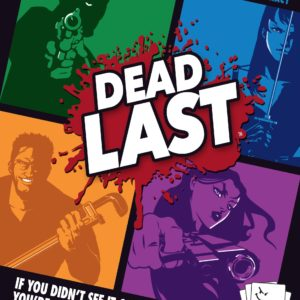 Buy Dead Last only at Bored Game Company.