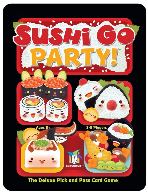 Buy Sushi Go Party! only at Bored Game Company.