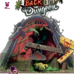Buy Welcome Back to the Dungeon only at Bored Game Company.