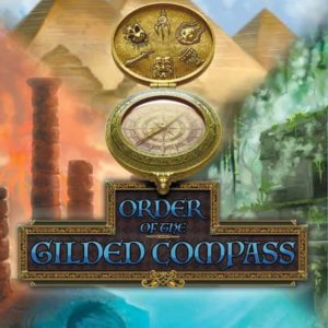 Buy Order of the Gilded Compass only at Bored Game Company.