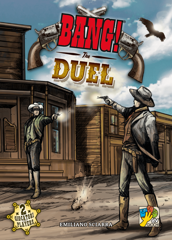 Buy BANG! The Duel only at Bored Game Company.