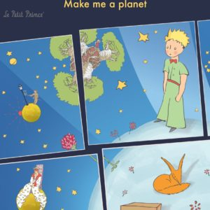Buy The Little Prince: Make Me a Planet only at Bored Game Company.
