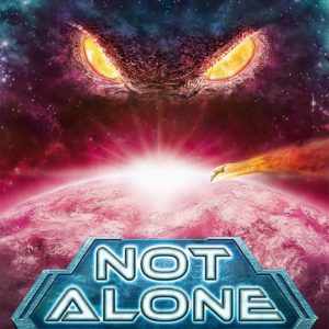 Buy Not Alone only at Bored Game Company.