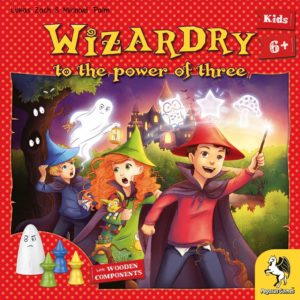 Buy Wizardry to the Power of Three only at Bored Game Company.