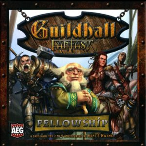 Buy Guildhall Fantasy: Fellowship only at Bored Game Company.