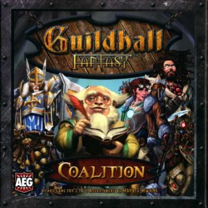 Buy Guildhall Fantasy: Coalition only at Bored Game Company.