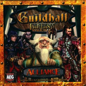 Buy Guildhall Fantasy: Alliance only at Bored Game Company.
